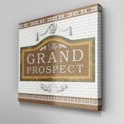 The Grand Prospect, Stretched Canvas 01