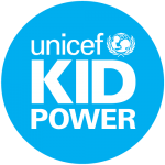 UNICEF kid power logo